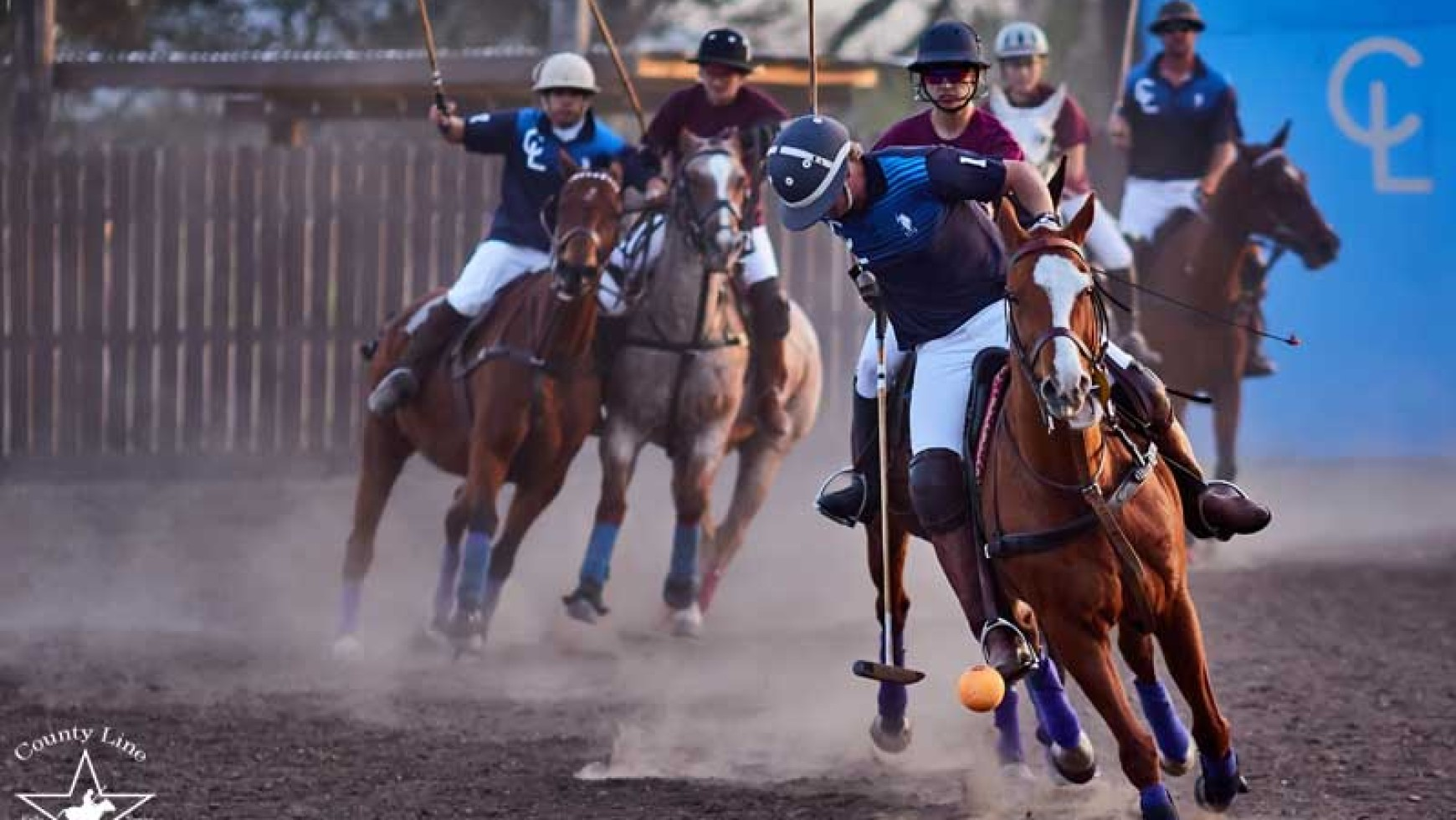 March Madness Polo 2016